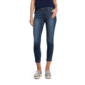 Denim - Principle Denim The Honor mid rise cropped jeans
